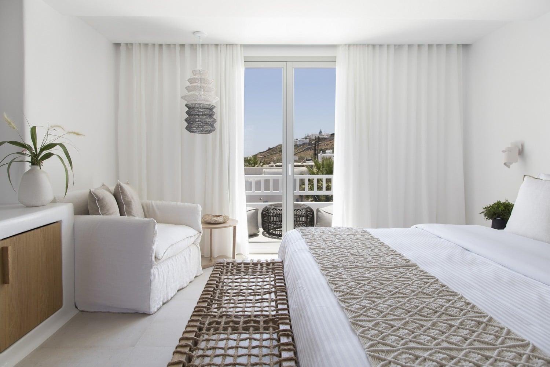 Superior Double Room - Bedroom View